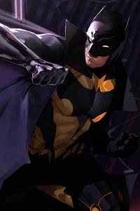 Batman Black 2020