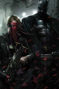 2160x3840 Batman Bruce Wayne 4k