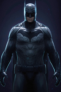 360x640 Batman Brutal