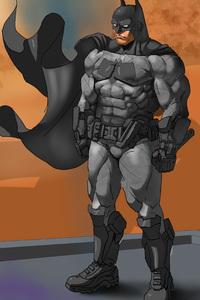 Batman Cape Flying