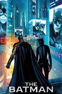Batman Catwoman Together