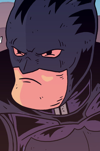 Batman Comic Cartoon Art