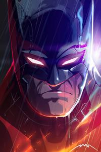 Batman Comic Fan Art 4k