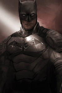 Batman Coming 4k Artworks