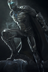 Batman Cyber Art