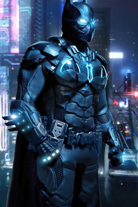 1440x2560 Batman Cyber Suit 5k