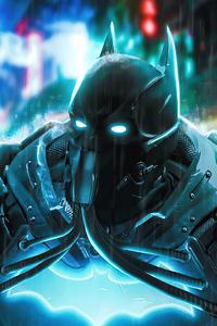 240x320 Batman Cyberpunk 4k