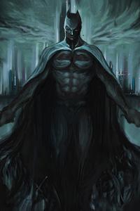 Batman Dark Art 4k