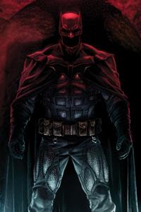 Batman Dark Artwork 5k