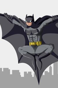 Batman Dark Digital Art