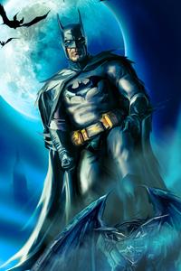 Batman Dark Knight 2020