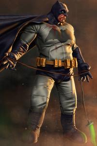Batman Dark Knight Art 5k