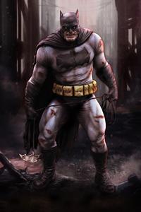 1125x2436 Batman Dark Knight Returns