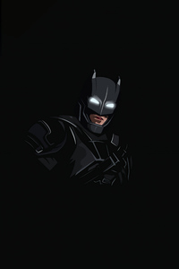 1440x2960 Batman Dark Minimal 8k