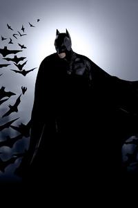 Batman Dark Superhero 4k