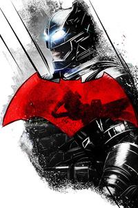 Batman Dawn Of Justice Artwork 4k