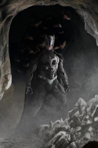 Batman DC Universe Concept Art