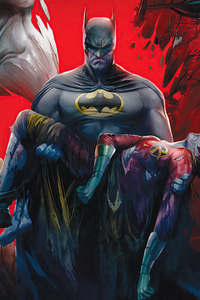 1280x2120 Batman Death In The Family
