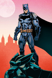 Batman Fan Art 4k