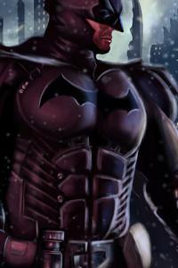 720x1280 Batman Fan Artwork