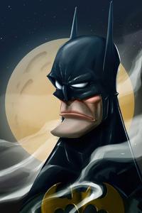 2160x3840 Batman Fan Artwork 4k 2020