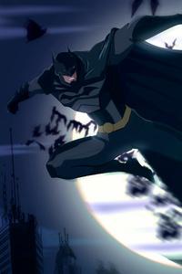 Batman Fan Artwork 4k