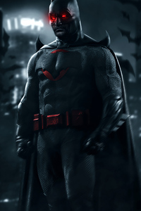 640x960 Batman Flashpoint 4k