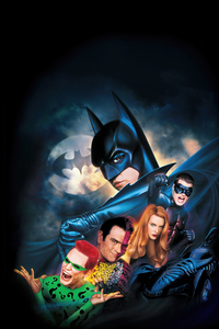 1242x2688 Batman Forever
