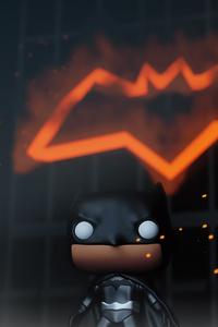 Batman Funko Pop Art 5k