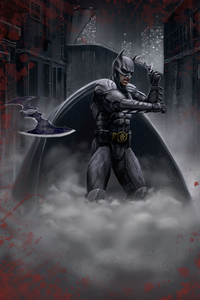 Batman Game Over 5k