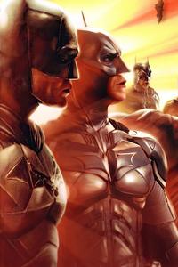 1125x2436 Batman Generations