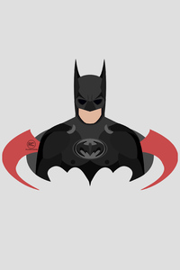 720x1280 Batman George Clooney Suit