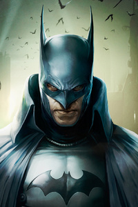 Batman Gotham By Gaslight Poster
