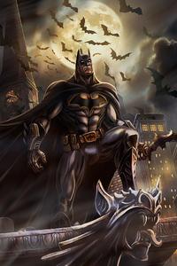 Batman Gotham City Batrang