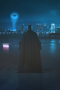 Batman Gotham Harbor