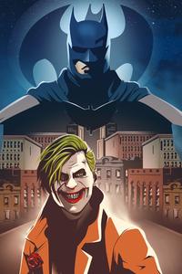Batman Gotham Hero 4k