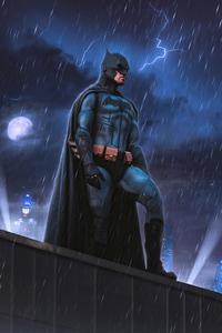 1440x2560 Batman Gotham Knight Cosplay 4k