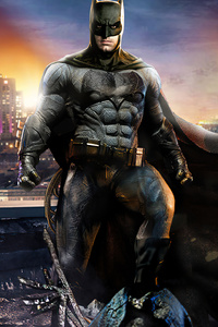 1440x2560 Batman Gotham New