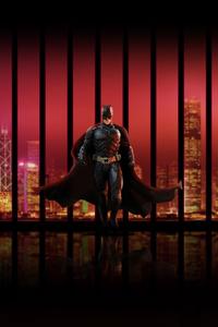 Batman Gotham New Art