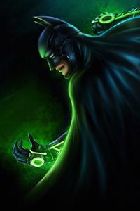 Batman Gotham Protector Art