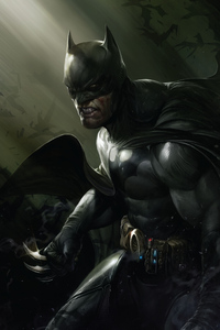 Batman HD Artwork