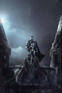 1280x2120 Batman Hero 4k