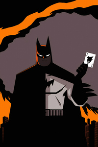1280x2120 Batman Hero
