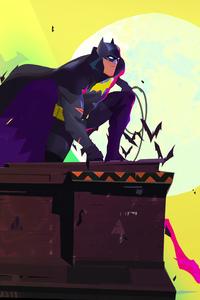 540x960 Batman Hero Comic Art