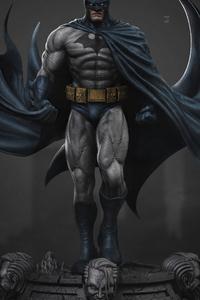 1242x2688 Batman Hush