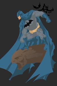 Batman Hush Minimalist