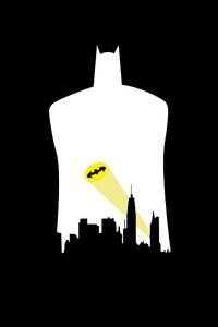 Batman I Am The Knight