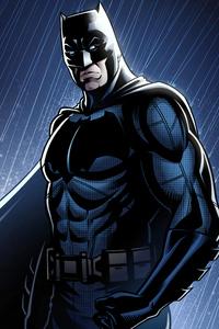 Batman Illustration 8k