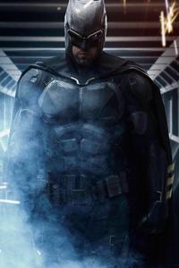 Batman In Batcave