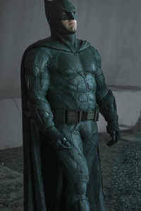 Batman In Justice League 2017 5k